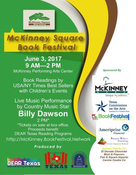 McKinney Bookfest
