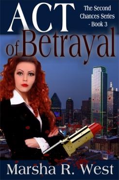 Act of Betrayal 333x500