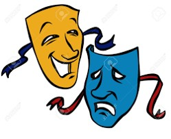 Tragedy & tragedy Masks