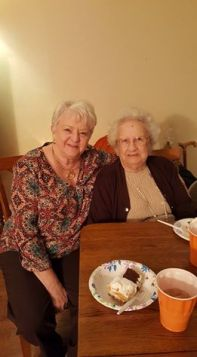 Aunt Doris & Doris Ann