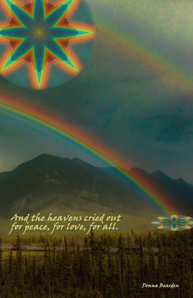 Stop Hatred rainbow